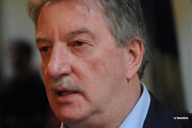 L'ex-député bloquiste de Saint-Maurice-Champlain, Jean-Yves Laforest.... (Photo: Sylvain Mayer, archives Le Nouvelliste)