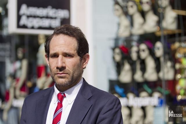 Dov Charney veut retrouver son poste dans l'entreprise... (PHOTO ANNE GAUTHIER, ARCHIVES LA PRESSE)