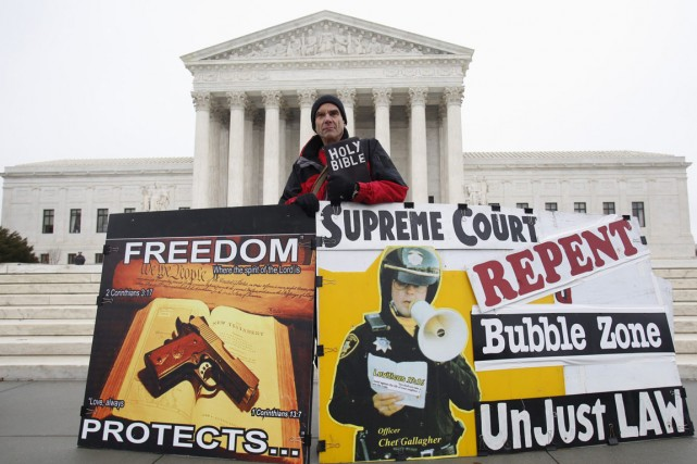 Dans cette affaire, entendue en janvier, qui mêle... (PHOTO YURI GRIPAS, ARCHIVES REUTERS)
