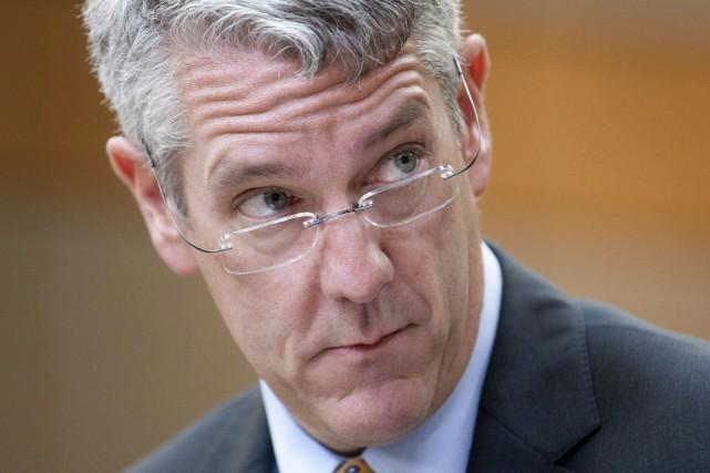 Le président du CRTC, Jean-Pierre Blais... (Photo Adrian Wyld, La Presse Canadienne)