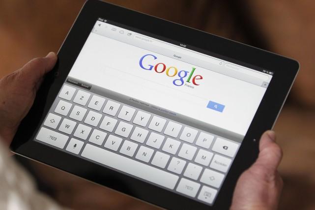 Google a mis en place une sorte de... (Photo archives Reuters)