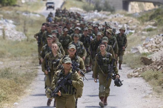 Le Cabinet de sécurité israélien a pris la... (PHOTO BAZ RATNER, ARCHIVES REUTERS)