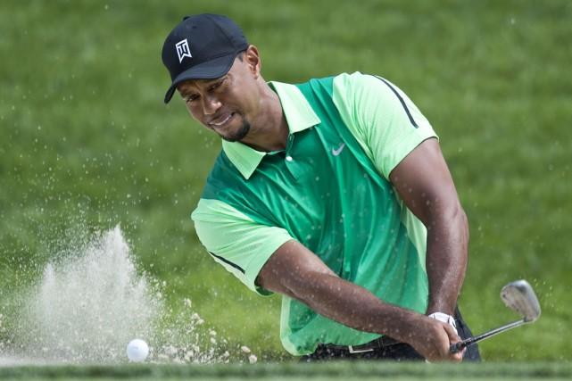 Tiger Woods... (Photo Jim Watson, AFP)