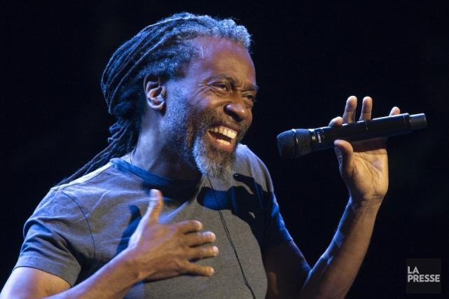 Vingt-cinq ans après son succès initial, la chanson... (Photo André Pichette, Archives La Presse)