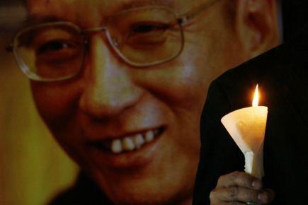 Liu Xiaobo a été condamnéen 2009 à 11... (Photo: Bobby Yip, archives Reuters)