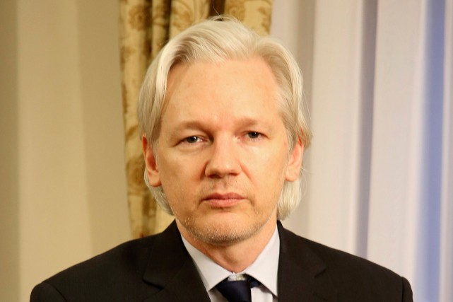 Le fondateur de WikiLeaks, Julian Assange n'a pas... (Photo archives Reuters)