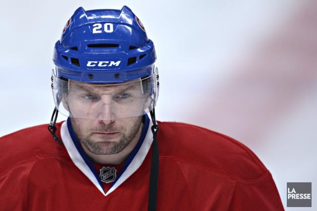 Marc Bergevin a confirmé jeudi que le Canadien... (Photo Bernard Brault, archives La Presse)