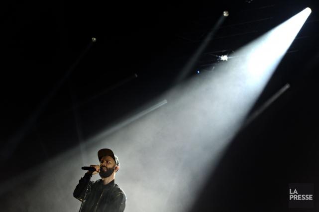 Après deux Métropolis en moins d'un an, précédé de deux spectacles au Corona et... (Photo Bernard Brault, La Presse)