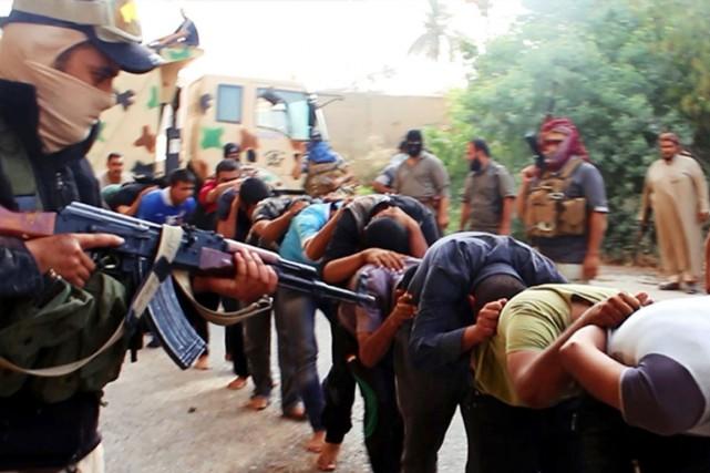 «Les photos et les images satellites de Tikrit... (PHOTO ARCHIVES AP)