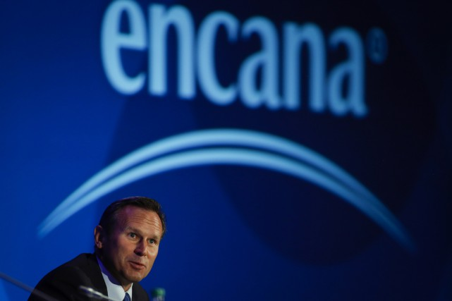 Doug Suttles, le président d'Encana.... (PHOTO JEFF MCINTOSH, ARCHIVES PC)