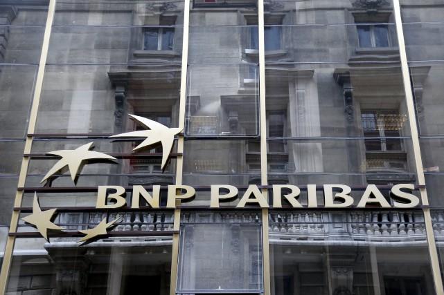 La banque française, qui a fait de l'Amérique... (Photo Charles Platiau, Archives Reuters)