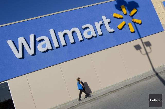 Je n'avais pas mis les pieds dans un Walmart depuis des lunes. Je déteste cet... (ARCHIVES, LeDroit)