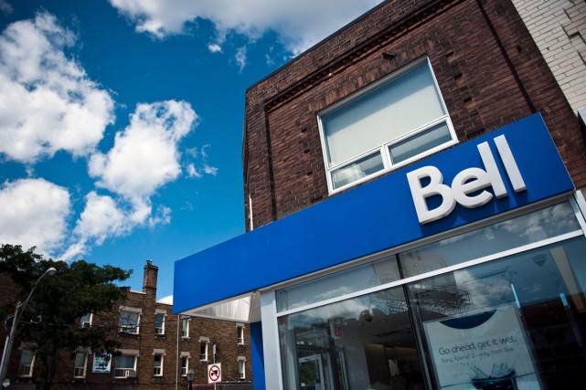 Bell croit que les consommateurs canadiens «ne devraient... (PHOTO GALIT RODAN, ARCHIVES PC)