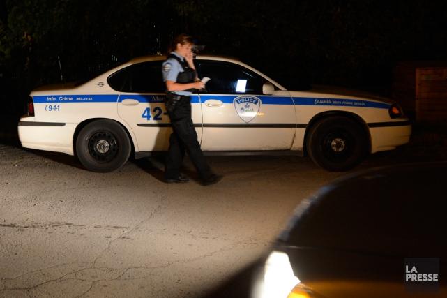 Les gangs de rues se seraient-elles calmées? Le nombre de crimes liés à ces... (PHOTO BERNARD BRAULT, ARCHIVES LA PRESSE)