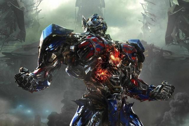 Transformers: l'âge de l'extinction... (Photo: fournie par Paramount Pictures)