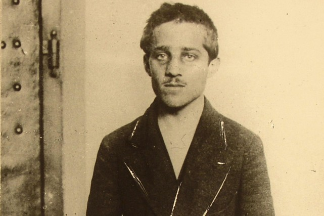 Gavrilo Princip... (Photo archives Reuters)