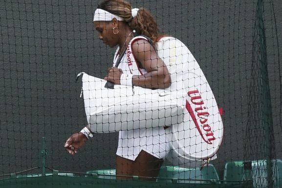 Serena Williams... (PHOTO STEFAN WERMUTH, REUTERS)