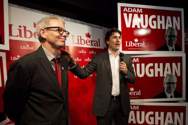 Les libéraux espèrent mettre la main sur ces... (Photo Nathan Denette, PC)