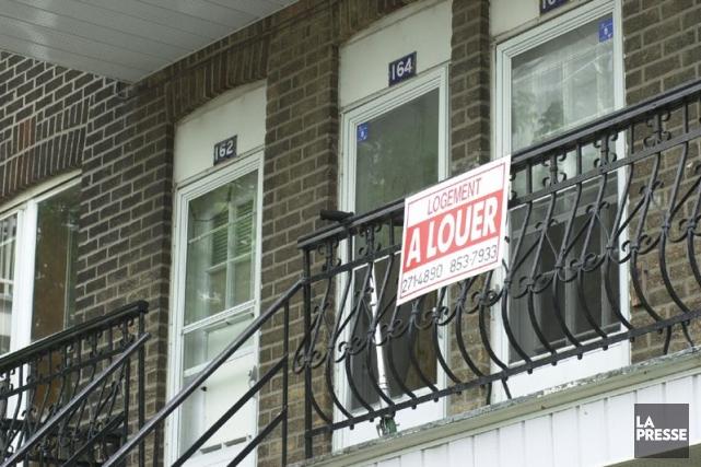 Le regain d'intérêt à l'endroit du marché locatif remarqué au Québec ne devrait... (Photo Alain Roberge, archives La Presse)