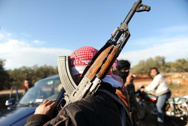 L'Observatoire syrien des droits de l'homme soutient avoir... (Photo BULENT KILIC, AFP)