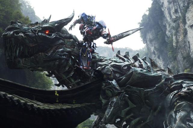 Dans Transformers: Age of Extinction, un père et... (Photo fournie par Media Films)
