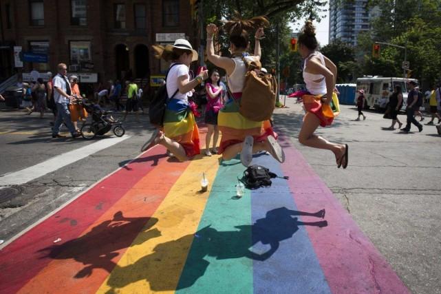 Toronto a accueilli depuis le 20 juin des... (PHOTO MARK BLINCH, REUTERS)