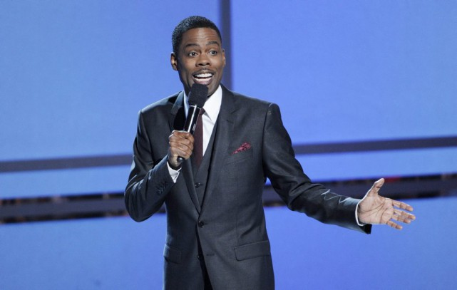 Chris Rock... (Photo AP)