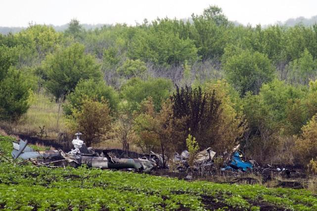 Les accidents aériens sont fréquents en Russie, souvent... (Photo JOHN MACDOUGALL, AFP)