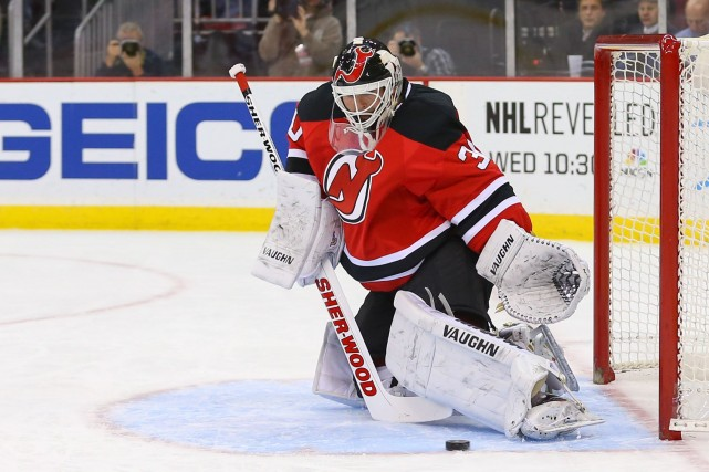 Martin Brodeur veut jouer pour un club qui... (Photo Ed Mulholland, archives USA Today)