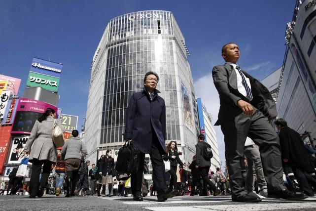 Dans le cadre des réformes ambitieuses du premier... (Photo Yuya Shino, Reuters)