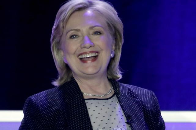 L'ex-secrétaire d'État, première dame, et candidate potentielle à... (PHOTO CHRIS CARLSON, ARCHIVES AP)