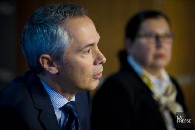 Thierry Vandal,grand patron d'Hydro-Québec... (Photo Andre Pichette, Archives La Presse)
