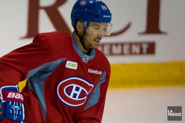 Josh Gorges... (Photo André Pichette, archives La Presse)
