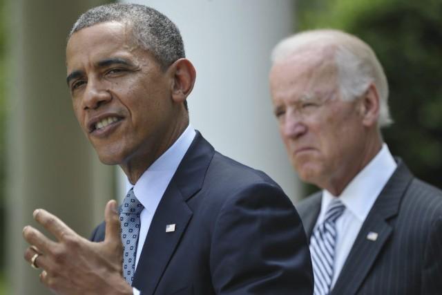 Barack Obama s'en est directement pris aux responsables... (PHOTO MANDEL NGAN, AFP)