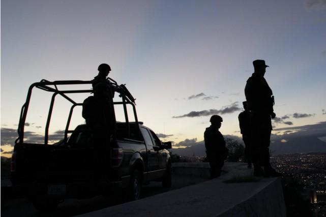 Le cartel Beltran Leyva avait été inscrit en... (Photo Reuters)