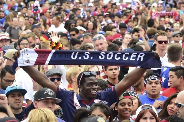 «Le soccer a connu plusieurs faux départs ici,... (PHOTO FREDERIC J. BROWN, AGENCE FRANCE-PRESSE)