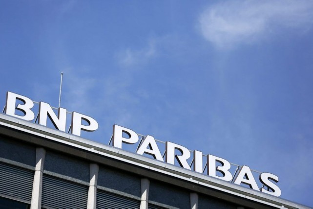 BNP Paribas a assuré mardi avoir les reins suffisamment solides pour assumer... (PHOTO PIERRE ALBOUY, REUTERS)