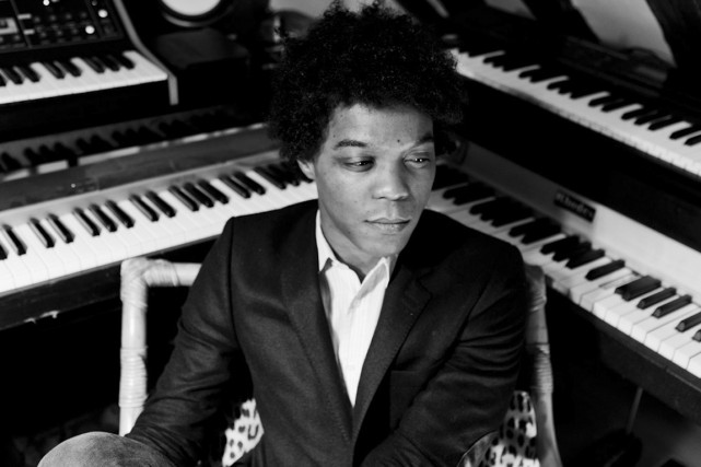 Christophe Chassol a créé des oeuvres musicales et... (PHOTO FOURNIE PAR LE FIJM)