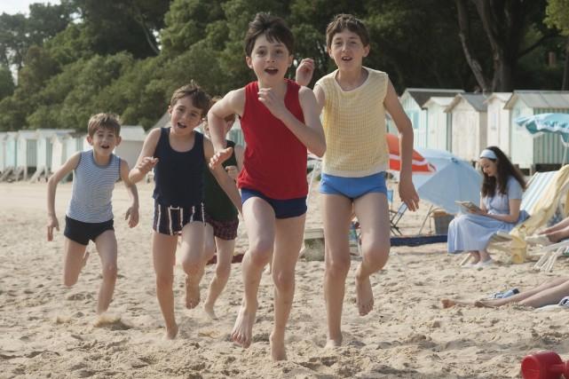 Les vacances du Petit Nicolasprend l'affiche le 9... (Photo fournie par Métropole Films)