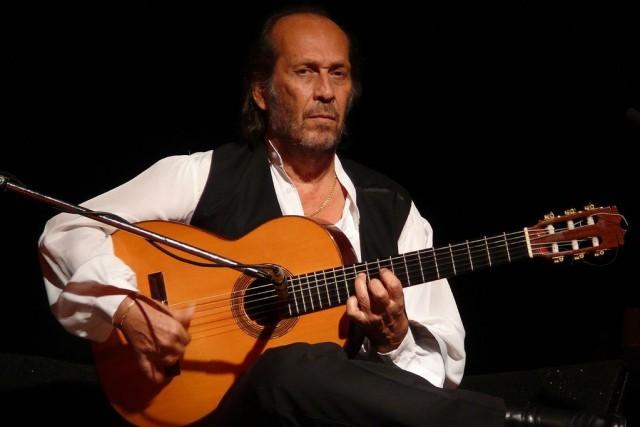 Paco de Lucia s'est fait connaître pour sa... (Photo tirée de Wikipédia)