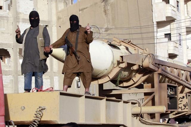 Des combats se sont déroulés à Cheil, un... (Photo REUTERS)