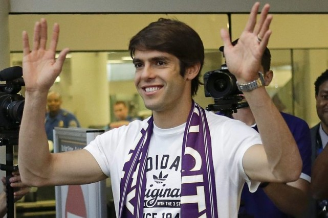 Kaka... (Photo John Raoux, Associated Press)