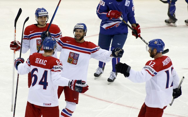 Jiri Sekac (64)... (Photo Vasily Fedosenko, archives Reuters)