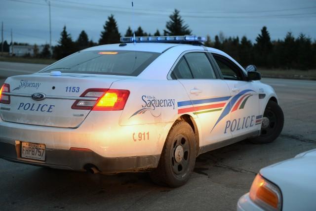 La police de Saguenay a ouvert une enquête à la suite de la découverte à 48... (Photo d'archives)