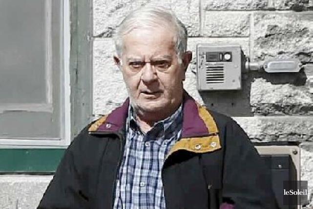 Raymond Vézinaavait plaidé coupable en janvier à 10... (Photothèque Le Soleil, Yan Doublet)