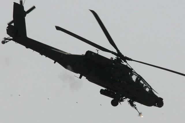 Les militaires américains déployés à Bagdad pour renforcer... (Photo Archives AFP)