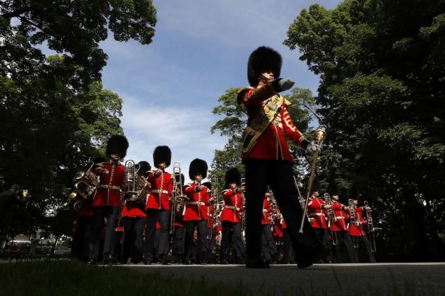 Le gouvernement concervateur veut mettre l'histoire militaire au... (Photo Chris Wattie, Archives Reuters)
