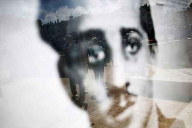 Le souvenir de Gravilo Princip flotte ces jours-ci... (PHOTO DADO RUVIC, REUTERS)