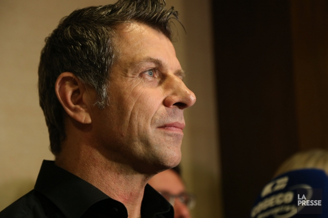 Marc Bergevin... (PHOTO FANNY LACASSE, LA PRESSE)