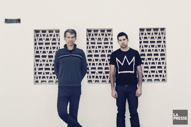 Brad Mehldau et Mark Guiliana unissent leurs talents... (Photo fournie par le FIJM)